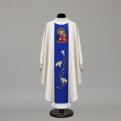 Marian Gothic Chasuble 9784...