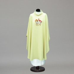 Gothic Chasuble 9796 - Cream