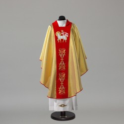 Gothic Chasuble 9799 - Gold
