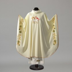 Gothic Chasuble 9803 - Cream