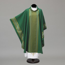 Gothic Chasuble 9833 - Green