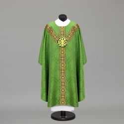 Gothic Chasuble 9844 - Green