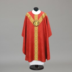 Gothic Chasuble 9856 - Red