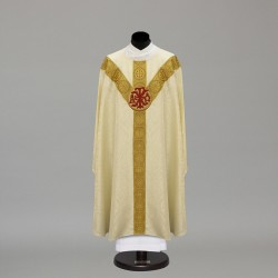 Gothic Chasuble 9858 - Cream