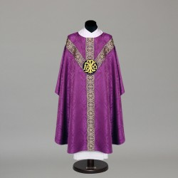 Gothic Chasuble 9859 - Purple