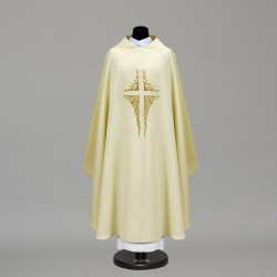 Gothic Chasuble 9862 - Cream