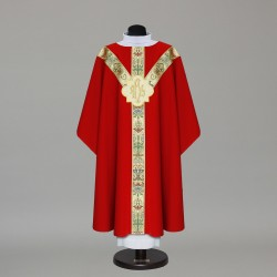 Gothic Chasuble 9883 - Red