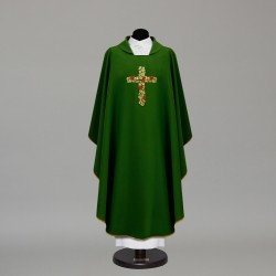 Gothic Chasuble 9887 - Green