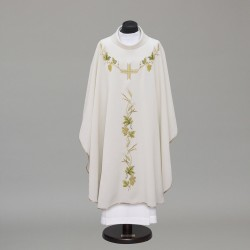 Gothic Chasuble 9893 - Cream