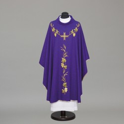 Gothic Chasuble 9901 - Purple
