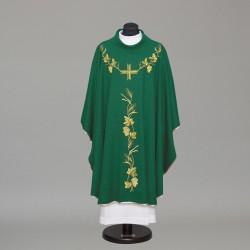 Gothic Chasuble 9902 - Green