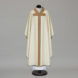 Gothic Chasuble 9905 - Cream