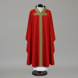 Gothic Chasuble 9912 - Red