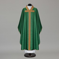 Gothic Chasuble 9913 - Green