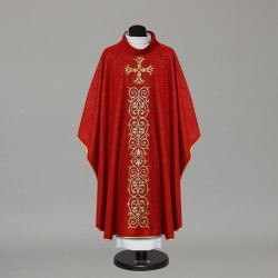 Gothic Chasuble 9916 - Red
