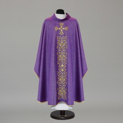 Gothic Chasuble 9919 - Purple