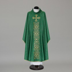 Gothic Chasuble 9920 - Green