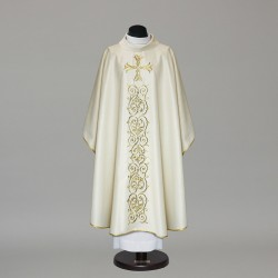 Gothic Chasuble 9921 - Cream