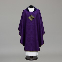 Gothic Chasuble 9930 - Purple