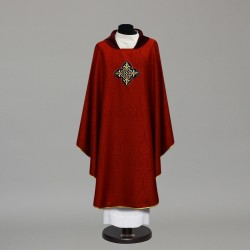 Gothic Chasuble 9931 - Red