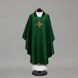 Gothic Chasuble 9933 - Green