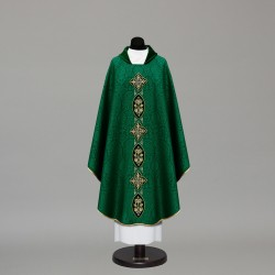 Gothic Chasuble 9941 - Green
