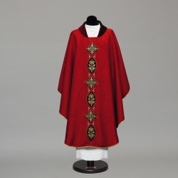 Gothic Chasuble 9942 - Red