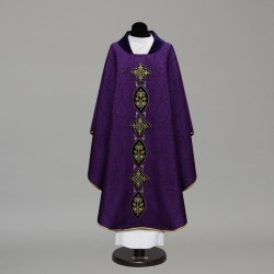 Gothic Chasuble 9944 - Purple