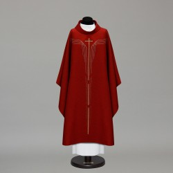 Gothic Chasuble 9952 - Red