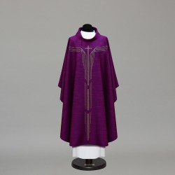 Gothic Chasuble 9953 - Purple