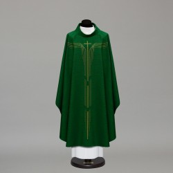 Gothic Chasuble 9954 - Green
