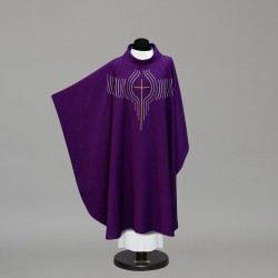 Gothic Chasuble 9963 - Purple