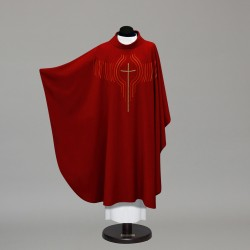 Gothic Chasuble 9964 - Red