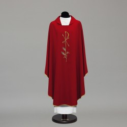 Gothic Chasuble 9969 - Red
