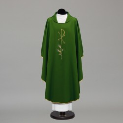 Gothic Chasuble 9970 - Green