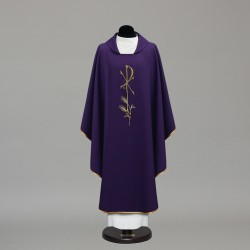Gothic Chasuble 9971 - Purple