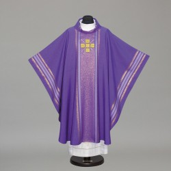 Gothic Chasuble 9974 - Purple