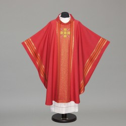 Gothic Chasuble 9976 - Red