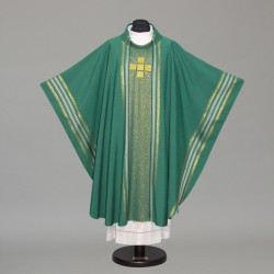 Gothic Chasuble 9977 - Green