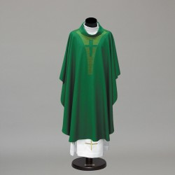 Gothic Chasuble 9980 - Green