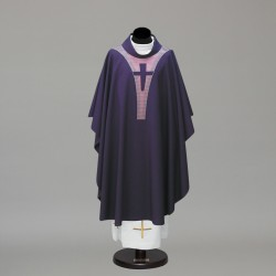 Gothic Chasuble 9983 - Purple