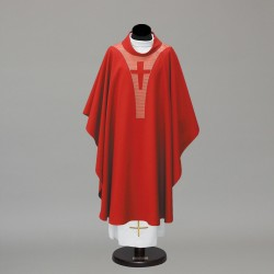 Gothic Chasuble 9985 - Red