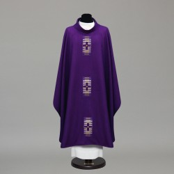 Gothic Chasuble 10001 - Purple
