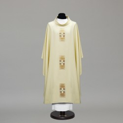 Gothic Chasuble 10003 - Cream