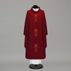 Gothic Chasuble 10004 - Red