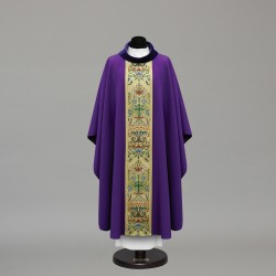 Gothic Chasuble 10005 - Purple
