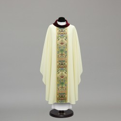 Gothic Chasuble 10008 - Cream