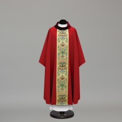 Gothic Chasuble 10011 - Red
