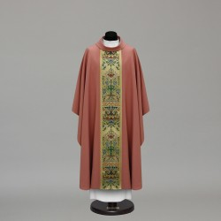 Gothic Chasuble 10012 - Rose