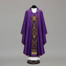 Gothic Chasuble 10023 - Purple